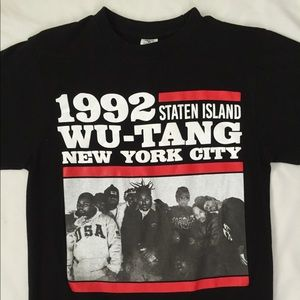 Other - Vintage Wu Tang Shirt